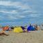 北の海のビーチ